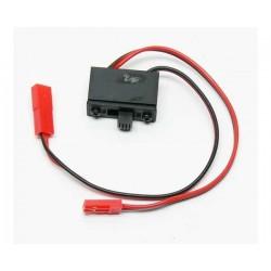 ANSMANN 185000050 Interruptor (BEC)