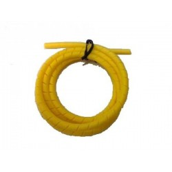 ANSMAN 186000050 Spiraltube 1.5mm yellow PU -