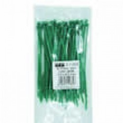 ANSMANN RACING 187000220 Bridas Sujeccion 200x4.5x51 (10unds) Verde