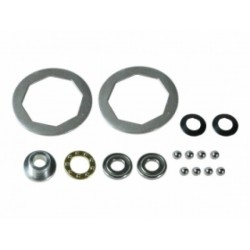 3 RACING F109- 12 Rebuild Kit For KIT-F109 Differential