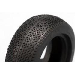 YOKOMO TR-3621SW L Rubber Soft Rear Tire (4pcs)