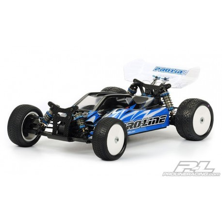 PROLINE 3395-00 2012 Bulldog Body for Associated B44.2