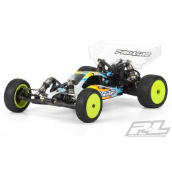 PROLINE 3404-00 BulldogBodyshell for TLR22 Rear Motor