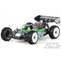 PROLINE 3406-00 BulldogGen 3 Bodyshell for Mugen MBX7