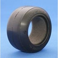 RI-24006 RIDE F-1 Rubber Front Slick Tires, H2 Compound (Hard)