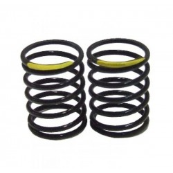 RI-28020 RIDE 28020 M-Chassis Pro Matched Spring Medium Yellow 0.258Kgf/mm (2)