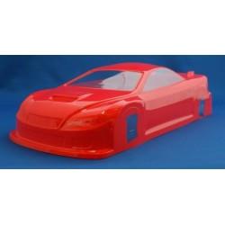 RIDE Subaru WRX, Lightweight pre painted Red