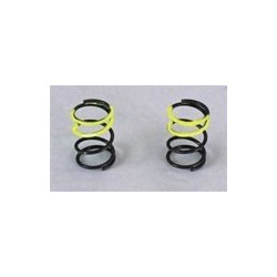 F1 Big Bore Front Spring Yellow 1.26Nmm 4pcs