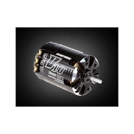 HOBBYWING 30401020043 XerunV10 5.5T  Black