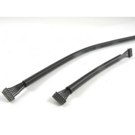 ROC-SC150S Roche Super Flexible 26GA Silicone Sensor Wire, 150 mm