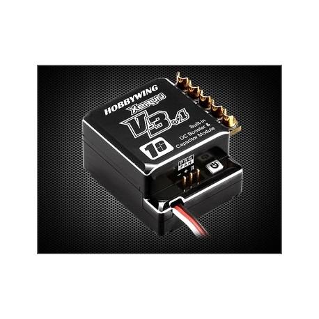 Hobbywing Xerun120A1SV3.1  Black