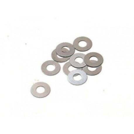 SPR010-SH1 SpecR 0.1mm Shim Set(For Gear Diff)10pcs