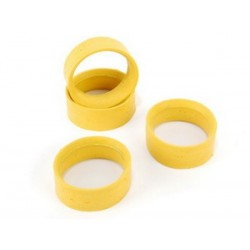 SPR036-TIH SPREC-R 1/10 Mini Touring Tire Insert (Yellow - Hard)