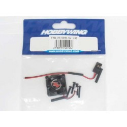 Hobbywing 12V Cooling Fan for 110 Car ESC