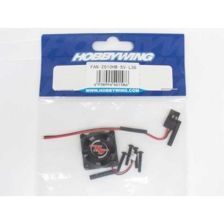 Hobbywing 12V Cooling Fan for 110 Car ESC