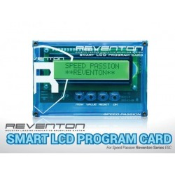 SPEED PASION Sp000056 Reventon Smart LCD Program Card