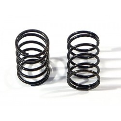 HPI RACING 6542 MUELLE AZUL PARA TOURING CAR RACING SHOCK SPRING 14X25X1.4MM 6 COILS (2PCS)