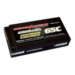 THUNDER POWER TPM-6800-1SAE65B 6800mAh 1S 3,7 V 65C