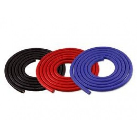 XE-PAT-0112 Xenon Silver Wire 90 cm 12 AWG, Red