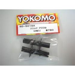 YOKOMO SD-501SA Solid Axle BD5