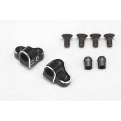 YOKOMO B7- 3120BS Aluminum Separate Suspension Mount ?42.0mm?