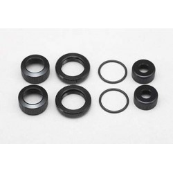 YOKOMO B7- S4C O ring capAdjust nutShock cap nut for SLF Shock