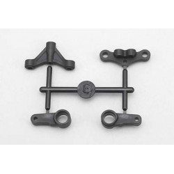 YOKOMO B7- 202RS Sttering bell crank set for BD7 ver.RS