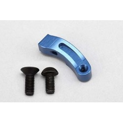 YOKOMO B7- 32S Motor Mount Support  Blue