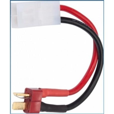 LRP 65839 Cable adaptador T a Tamiya