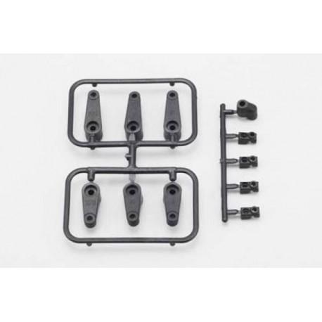 YOKOMO B7-204 Servo horn/Stabilizer holder/Anthenna mount set for BD7