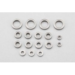 YOKOMO B7- BBP Precision bearing set for BD7 (17pcs)