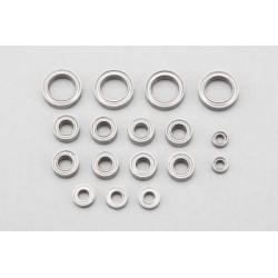 YOKOMO B7- BBP Precision bearing set for BD7 (17pcs)