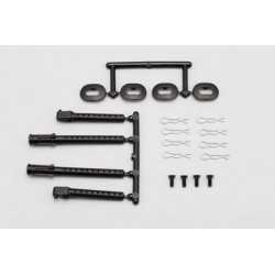YOKOMO BD-016 Body Mount Set for BD7