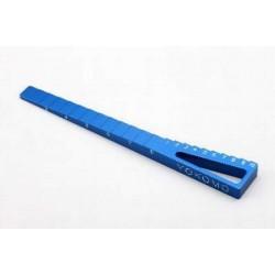 YOKOMO YT-HDG Aluminum Height & Droop Gauge BD7