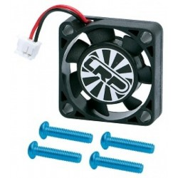 LRP 82512 ESC Fan 25x25x7mm (Inc. Screws)