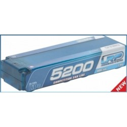 LRP 430205 LiPo Competition Car Line Hardcase 5200 - 80C/40C - 7.4V