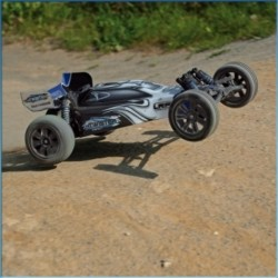 "LRP TWISTER"" 1/10 BUGGY 4X2 - 2,4GHZ RTR"""