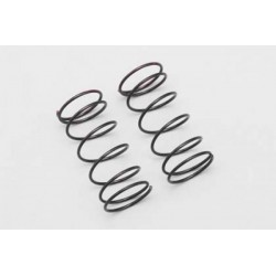 "YOKOMO BM-1165X Front X"" shock spring (medium/red)for B-MAX2/4"""