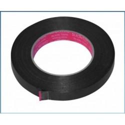 LRP 67210 Cinta Fibra adhesiva baterIa 17mm negra