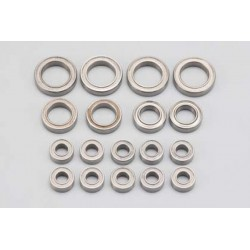YOKOMO BM-BBDT Drive Train Tuning Bearing Set for B-MAX4 (18pcs)