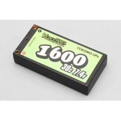 YOKOMO YB-P216BE Lipo 1600mAh/7.4V Battery