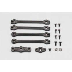 YOKOMO R12-21L Rear Suspention Link Set for YOKOMO F1