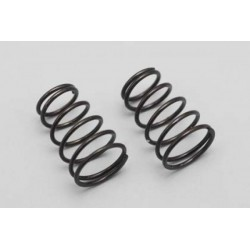YOKOMO R12- 21SS Rear Side Roll Spring (Black/Soft)