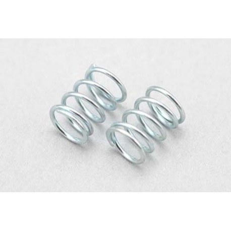 YOKOMO YF-14SM King pin spring (Silver/medium 2pcs)