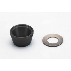 YOKOMO YF-24BK Belvile washer/Thrust cone for YRF 001 series