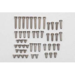 Titanium screw set (49pcs)