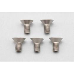 Titanium FH Socket Screw M3 x 6mm