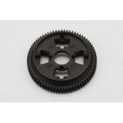 YOKOMO GT-24SP74 74T Spur Gear for GT500 Gear Differential