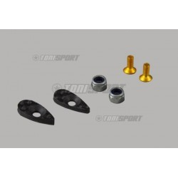 TS-0002 Carbon Wing Holder, Gold