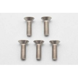 YOKOMO ZC- F310T Titanium FH Socket Screw M3×10mm